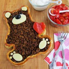 Bear Taco Tart
