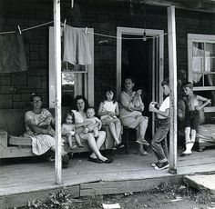 Appalachia, 1970. Photo by Milton Rogovin.