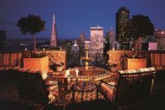 The Fairmont San Francisco, San Francisco  Best View: Penthouse Suite