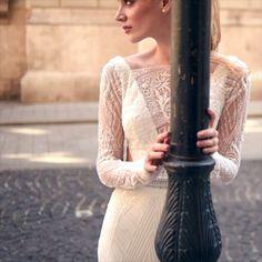 Take a moment to relish in the beauty of @galialahav's new GALA line. Pure romance. #GaliaLahav #beauty #GALA #newcollection #bridaldesigner #luxurydesigner #weddingdress #bridalgown #love #weddingday #weddingplanning #weddingshopping #whattowear #wedding