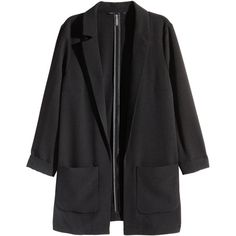 Canada Goose womens replica authentic - River Island Black sleeveless duster jacket ($90) ? liked on ...