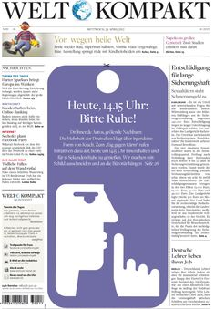 Bitte Ruhe! http://epaper.apps.welt.de/aktuell4free/dwk.pdf?2012042511