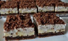 Krtkův plech – hrníčkový recept – RECETIMA Wallpaper Food, Cookie Recipes, Dessert Recipes, Cake & Co, Banana Recipes, Food Cakes, Cakes And More, Sweet Recipes, Fast Recipes
