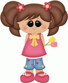 Silhouette Design Store - View Design spring girl w tulips Felt Dolls, Paper Dolls, Foam Crafts, Paper Crafts, Fall Coloring Pages, Spring Girl, Kids Scrapbook, Decorate Notebook, Cute Clipart