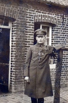 Catholic chaplain, German Army, WW1