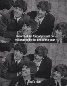 A breakdown of what John, Paul, George & Ringo were worth back in 1966 | Dangerous Minds