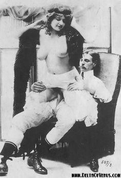 Nude victorian vintage porn