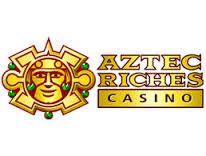 Aztec Riches Casino Sign-up Bonus: Triple SUB up to $€£850 Minimum Deposit: $€£20