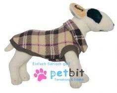 Fleecejacket Classic Beige - Hundemantel aus Fleece in Classic Beige Die Fleecejacke besteht aus Polyester und ist recht dehnungsfähig und flexibel, aber trotzdem robust.