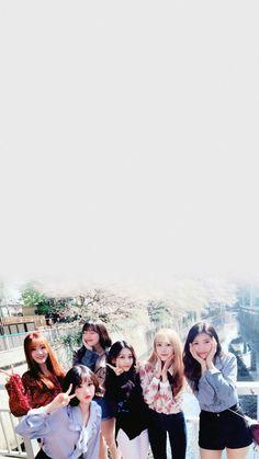 Gfriend wallpaper Lockscreen Kpop Umji Sowon Yuju Yerin SinB Eunha Japan