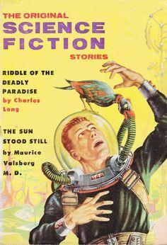 The Original Science Fiction Stories
