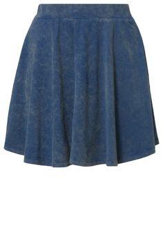TWINTIP Mini skirts - blue - Zalando.dk