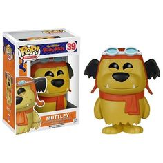 Funko Pop Animation Wacky Races - Muttley