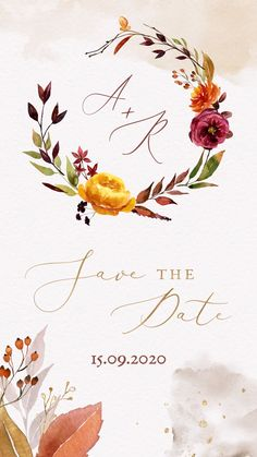 Looking for a Fall Wedding Ideas? Check out this Fall Wedding Invitations Video,. - Looking for a Fall Wedding Ideas? Check out this Fall Wedding Invitations Video, perfect if you are - Engagement Invitation Cards, Wedding Invitation Background, Indian Wedding Invitation Cards, Wedding Invitations With Pictures, Wedding Invitation Video, Fall Wedding Invitations, Wedding Invitation Design, Wedding Cards, Dinner Invitation Template