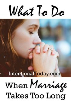 What to remember when marriage seems to take too long. Tips for the Christian single waiting on God for a spouse