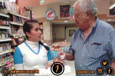 Activación para Yobits en tiendas de autoservicio. #Degustación  #Marketing #BtL