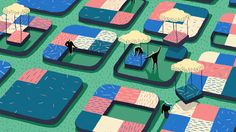 Illustrations are created for Adobe CC learning team.