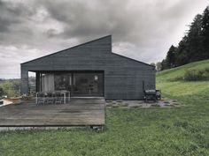 GEISSMANN ARCHITEKTUR · NEW SINGLE-FAMILY HOUSE IN APPENZELLERLAND, SWITZELRAND