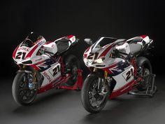 Ducati 1098R - Bayliss Limited Edition