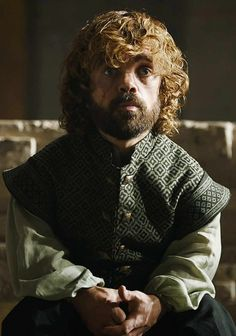 TYRION-This Lil Character sweeps me off my feet when i see him act on screen.... hats off man!! :)