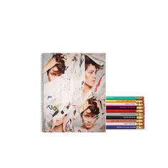 Go see @teganandsara's Pencil and Notebook Set - Save $5!