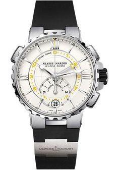 Ulysse Nardin - Marine Regatta Watch 1553-155-3/40