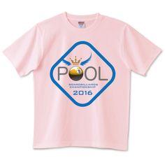 POOL | デザインTシャツ通販 T-SHIRTS TRINITY(Tシャツトリニティ)