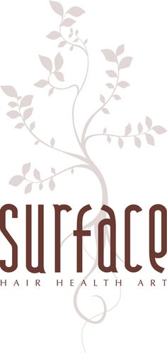 Surface hair products all natural and exceptionally awesome :)