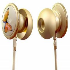 Beats By Dr Dre Butterfly Golden High Performa Lovely In Ear