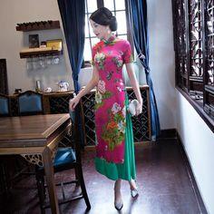 Modern Chinese Oriental Dresses Wedding