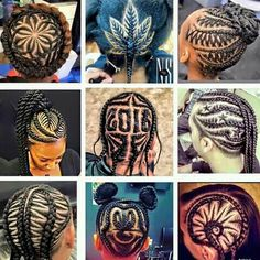 New hair style 👌😘