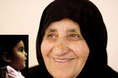 Foto de arquivo de uma criança turca, e uma mulher turca (Thinkstock)