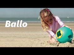 Quut Ballo - strandemmer Green – De Gele Flamingo