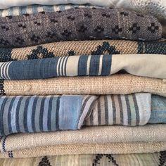 ace&jig and vintage textile mix