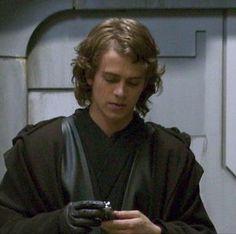 Anakin Vader, Anakin And Padme, Anakin Skywalker, Star Wars Love, Star Wars Fan Art, Star War 3, Star Wars Icons, Star Wars Characters, Movie Revenge