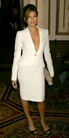 Rules Of Style – Eva Mendes