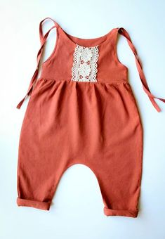 Handmade linen and lace jumpsuit StandardOfGraceShop on Etsy € . - Handmade linen and lace jumpsuit StandardOfGraceShop on Etsy € … Handmade linen and lace jumpsuit StandardOfGraceShop on Etsy € … Country Baby Names, Southern Baby Names, Rare Baby Names, Unisex Baby Names, Baby Girl Fashion, Kids Fashion, Baby Outfits, Kids Outfits, Old Fashioned Baby Names
