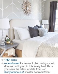 Beautiful mix of neutrals from Instagram