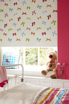 ... decoration & bedcover #lief! lifestyle #raamdecoratie #kinderkamer
