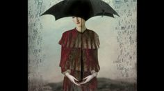 """""""Leaving me speechless"""" Graphic/Illustration by Catrin Welz-Stein posters, art prints, canvas prints, greeting cards or gallery prints. Find more Graphic/Illustration art prints and posters in the . Sculpture Textile, Arte Black, Poesia Visual, Umbrella Art, Doodle Inspiration, Design Inspiration, Wassily Kandinsky, Surreal Art, Digital Art"""