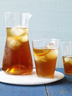 High-Tea Cocktail recipe from Food Network Kitchen via Food Network