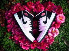 "Air Jordan 1 Mid GS ""Ion Pink"" http://www.equniu.com/2013/02/07/air-jordan-1-mid-gs-ion-pink/"