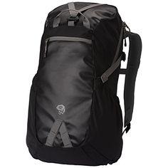 Mountain Hardwear Hueco 28 Backpack  Black Regular -- Visit the image link more details. Note:It is affiliate link to Amazon.