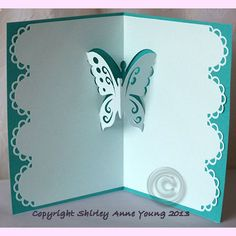Shirley's Cards: Exciting News and a Freebie