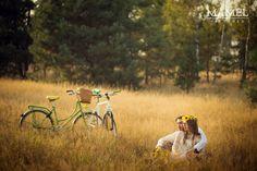 Relaks na łące. / Relax with nature. fot. Przemysław Pokrycki