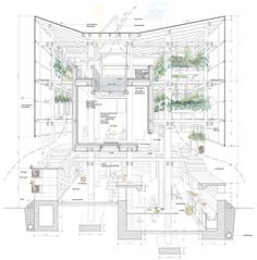 Located in the Memu Meadows Center for Research on Environmental Technologies, in the small town of Taiki, in Hokkaido, Nest We Grow is the 'productive garden' through which the University of California at Berkeley pays tribute...
