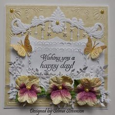 Selma's Stamping Corner and Floral Designs: Marianne Designs