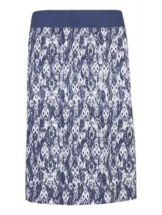 Skirt with print from Sandwich Summer collection 2015.