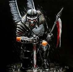 More Pins for your board Sea-The Samartian Commonwealth Polish Eagle Tattoo, Polish Tattoos, Medieval Fantasy, Dark Fantasy, Fantasy Art, Knight Tattoo, Angel Warrior, Fantasy Inspiration, Fantasy Characters