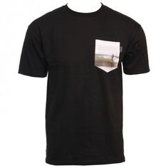 Salty Crew Mens Shirt Perched Black